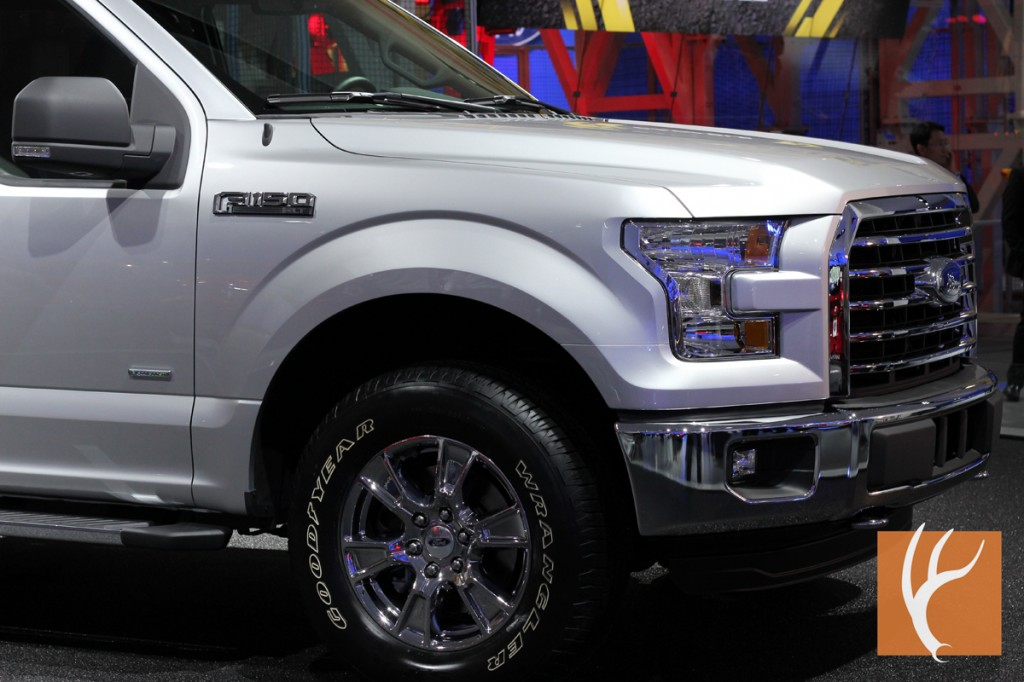 the future of tough 2015 ford f 150 the will to hunt. Black Bedroom Furniture Sets. Home Design Ideas