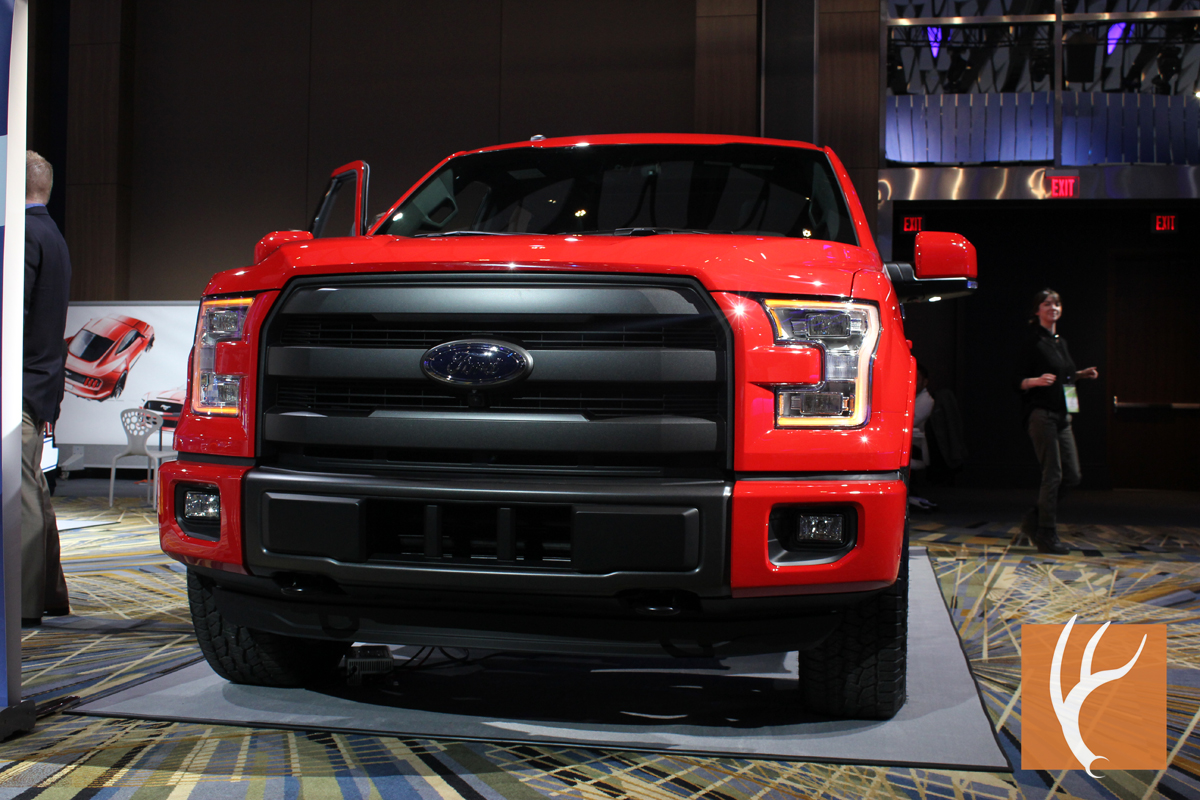 2015 ford f 150 pickup truck the future of tough fordcom. Black Bedroom Furniture Sets. Home Design Ideas