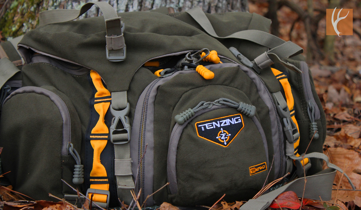 Tenzing,Pack,Hunting,Bowhunting,