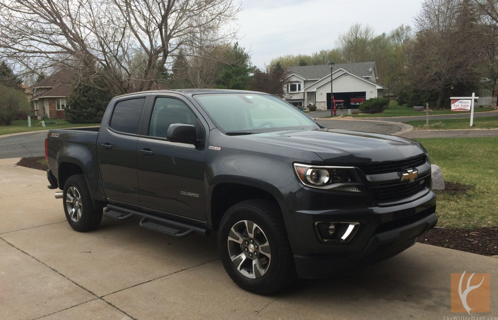 Review 2016 Chevrolet Colorado Z71 Duramax Diesel The Will To Hunt